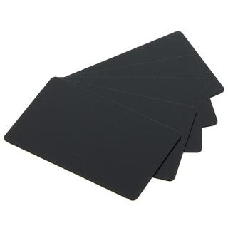 черные матовые карты, 500 карт (с8001)
