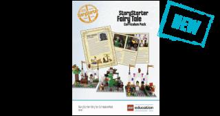"""комплект учебных материалов storystarter """"построй свою историю. сказки"""""""