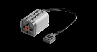 электрический мотор лего