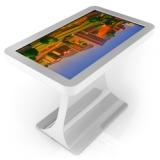 Детский интерактивный стол Ascreen IT3212fb-6.0 (cтеклопластик)