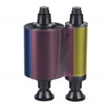 Полупанельная лента для полноцветной печати YMCKO (R3013)