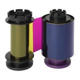 Лента YMCFK для ретрасферной цветной печати c ультрафиолетом (RT5F014NAA)