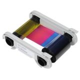 Полупанельная лента для двусторонней печати YMCKO+KO (R7H006NAA)