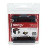 Цвтеная лента на 100 отпечатков для принтера Badgy100/200 (CBGR0100C)