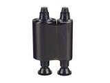 Черная монохромная лента (R2011)
