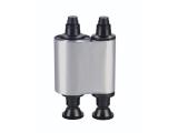 Серебряная монохромная лента (R2017)