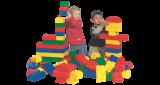 Набор мягких кубиков LEGO. Базовый набор