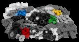 Колеса LEGO